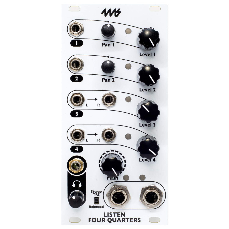 4MS L4Q Listen 4 Quarters Modular Synth Module