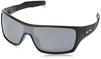 96944f5166 Oakley Men s Turbine Rotor Non-Polarized Iridium Rectangular Sunglasses