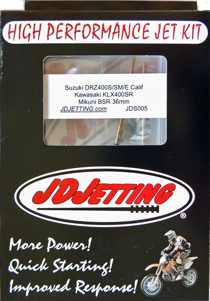00-19 SUZUKI DRZ400S: JD Jetting Jet Kit