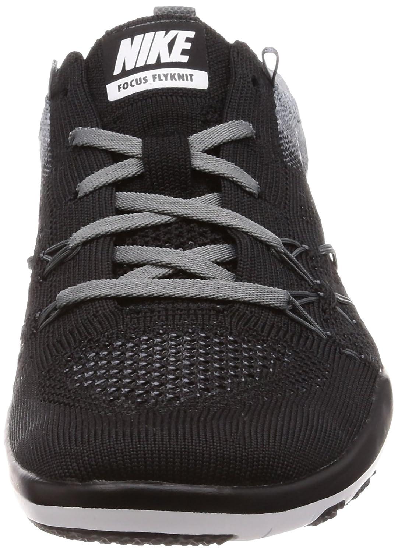 timeless design 0caea 1f6d4 Nike Womens Free Transform Flyknit Negro   blanco-cool gris