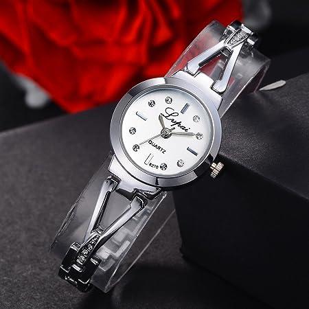 San Valentín. El Mejor Reloj de Beicioug para Mujeres de ...