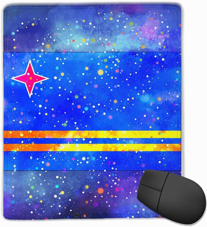 Alfombrilla de ratón Bandera de Aruba Bandera Estrellada Juego ...