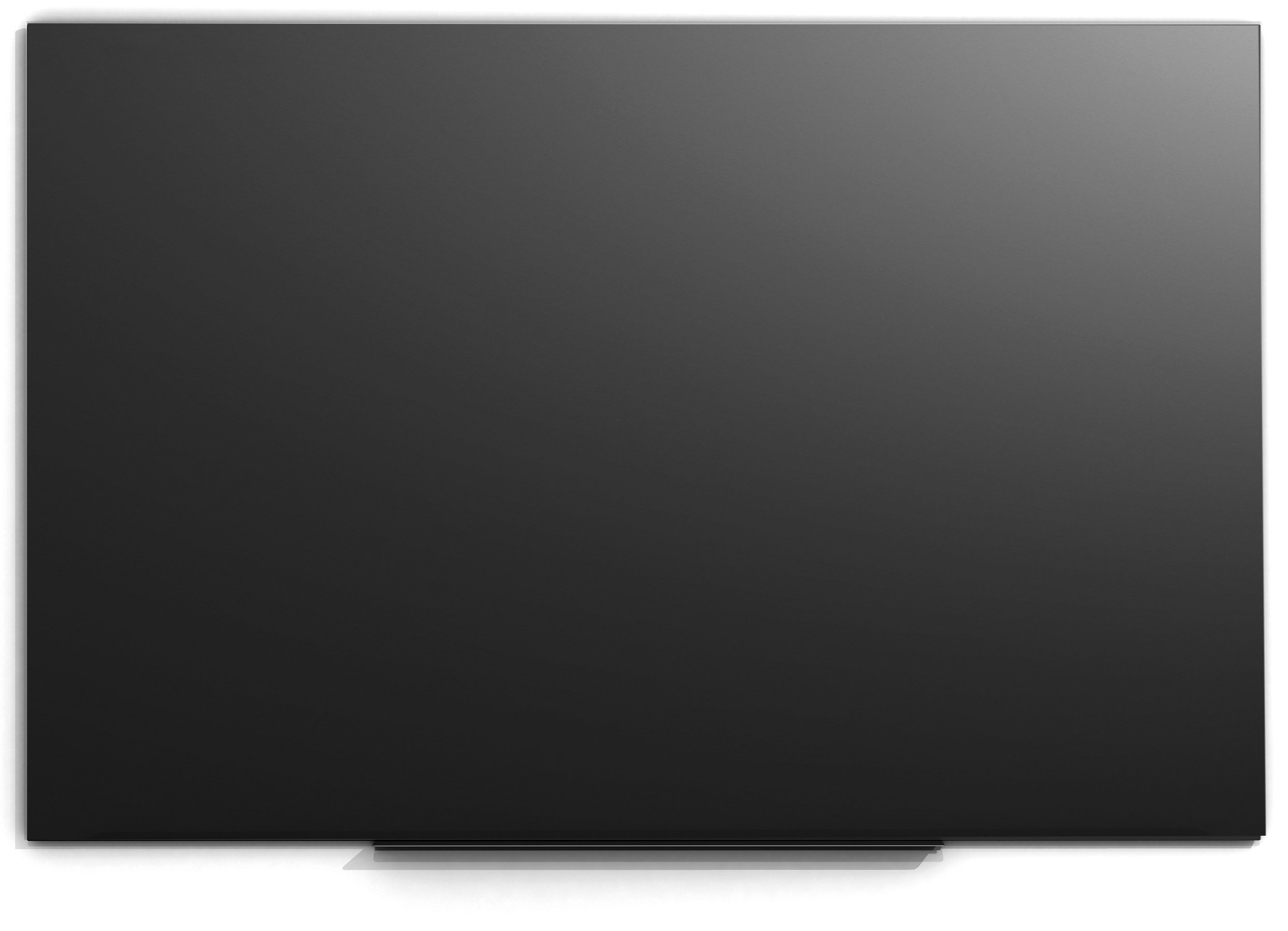 ROCADA Magnetic Skin Chalkboard, 39.5 x 59 x 0.6 Inches, Frameless, Black (RD-6821R)