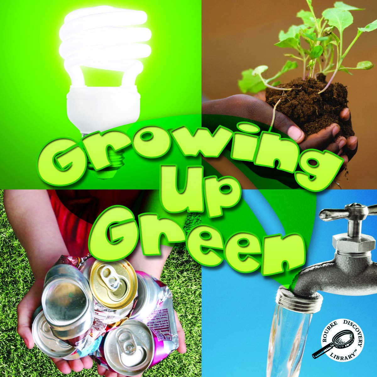 Growing Up Green (Green Earth Science Discovery Library) pdf