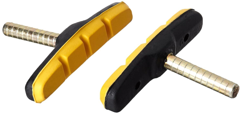 Point Bremsschuhe V-Brake Stift symmetrisch gelb 32004401