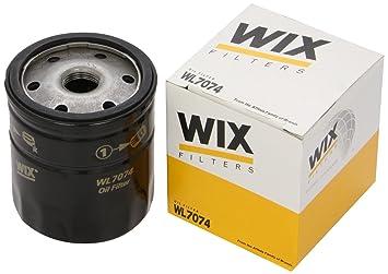 Wix Filter Lookup >> Wix Filters Wix Filter Wl7074 Oil Filter Element
