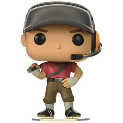 Funko POP Games: Team Fortress 2 Scout Collectible Vinyl Figure: Funko Pop! Games:: Toys & Games