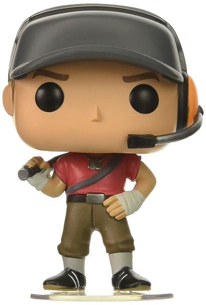 a6b1d7d327e Amazon.com  Funko POP Games  Team Fortress 2 Scout Collectible Vinyl Figure   Funko Pop! Games   Toys   Games
