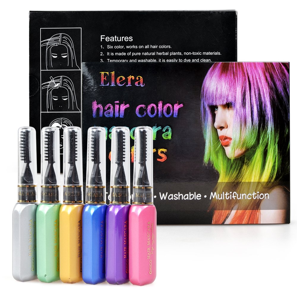 Amazon Elera Washable Professional Hair Color Touch Up