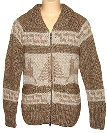 e477977fd8 Banana Republic Shawl Collar Heritage Full Zipper Cardigan Ugly Sweater  Christmas Men (M)