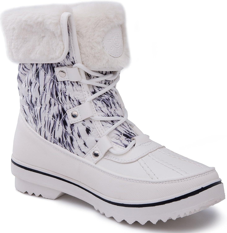 Globalwin Womens 1706 Winter Snow Boots