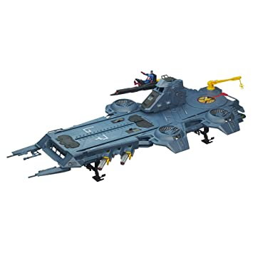 Marvel The Avengers Movie Series SHIELD Helicarrier Playset