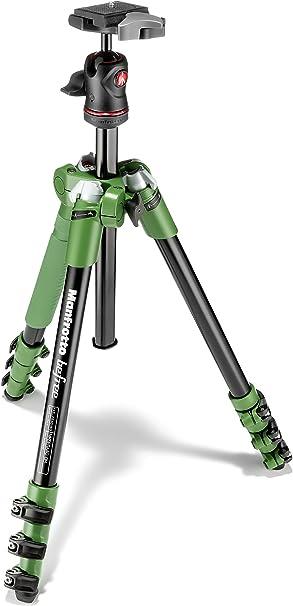 Manfrotto Befree Reisestativ Aluminium Grün Kamera