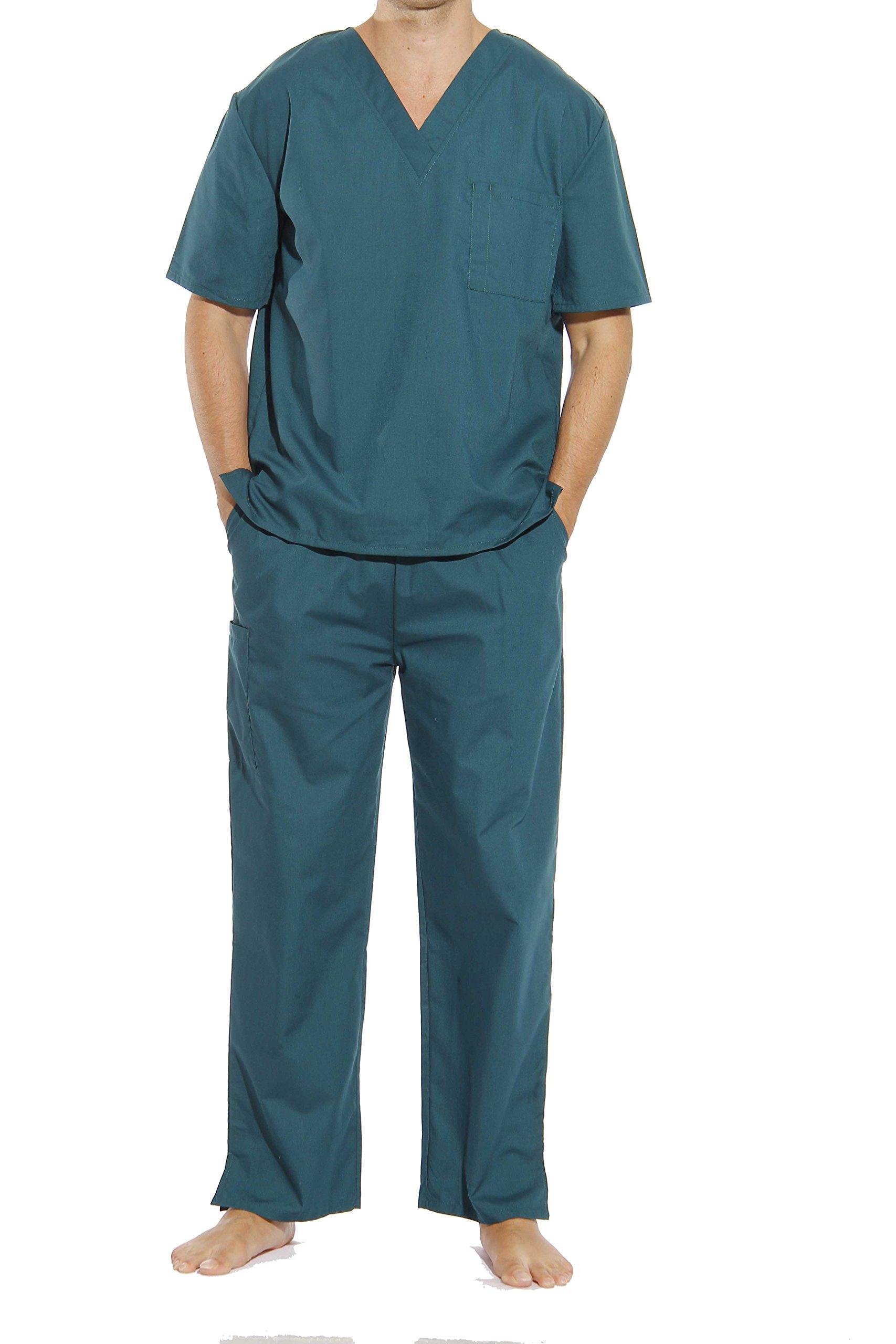 Tropi 33300M-Hunter-L Unisex Scrub Sets/Medical Scrubs/Nursing Scrubs