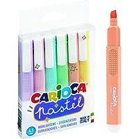 Carioca Pastel Işaretleme Kalemi 6'Li