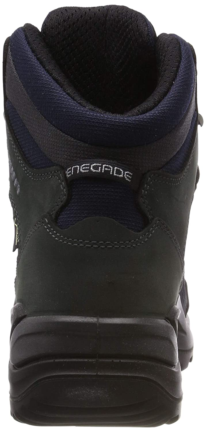 Lowa Menss Renegade GTX Mid High Rise Hiking Boots