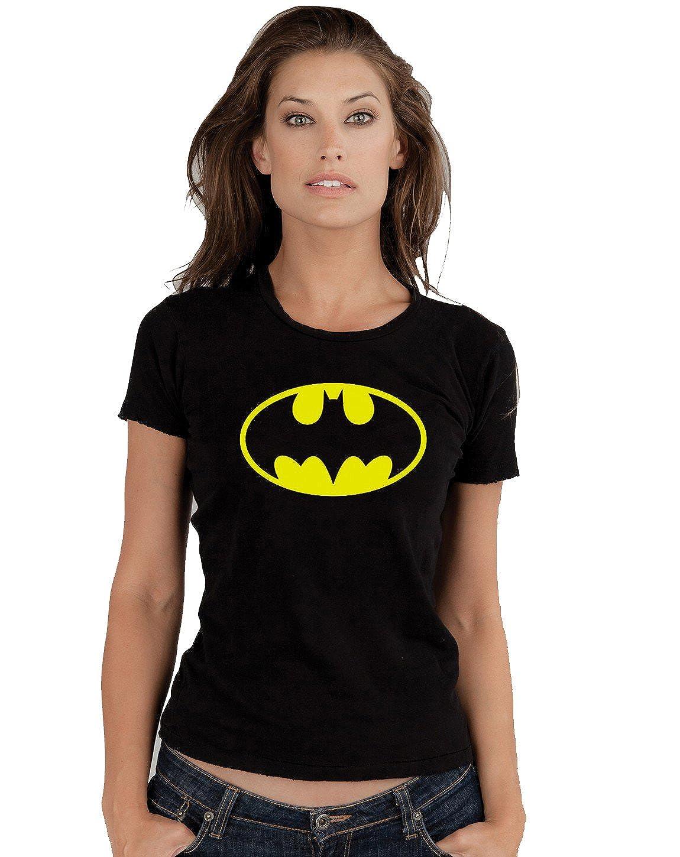 GLOBAL TRENDING Superhero Ladies T Shirt