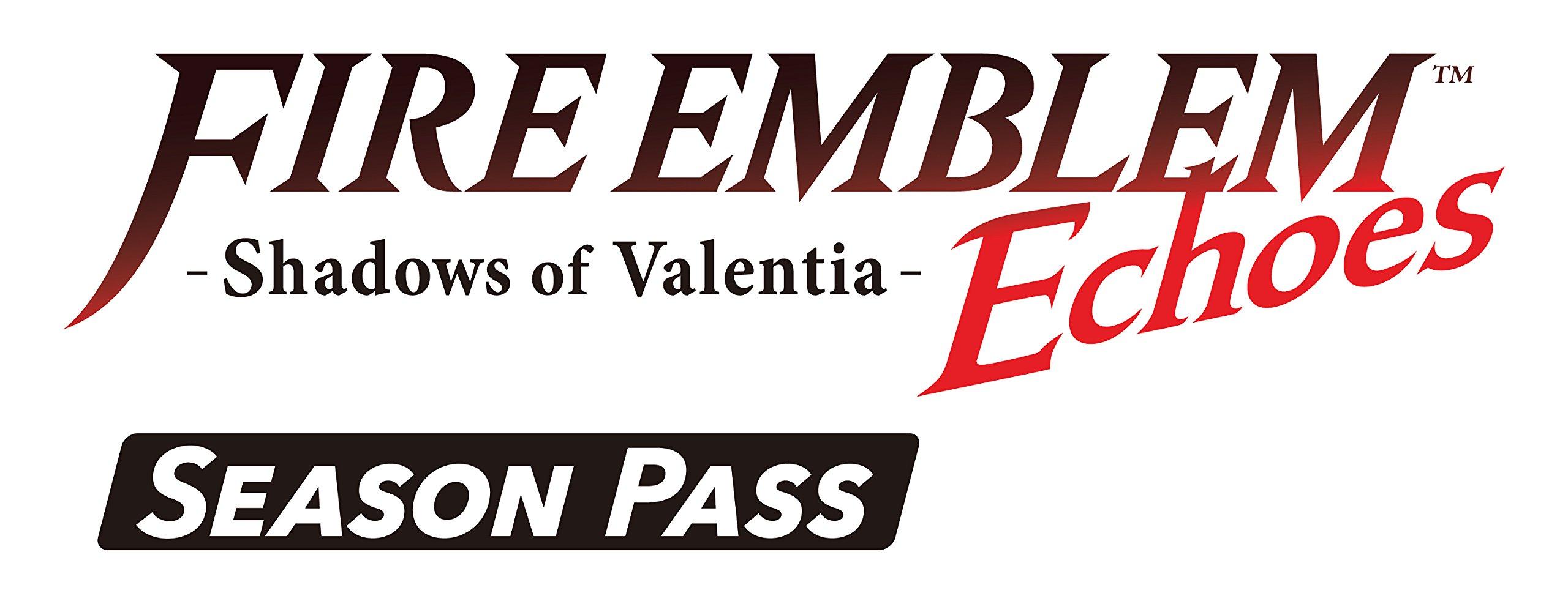 Fire Emblem Echoes: Shadows of Valentia Season Pass - Nintendo 3DS [Digital Code]