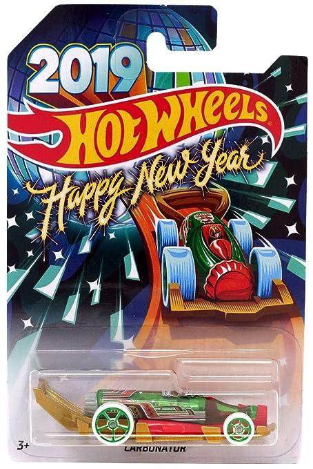 Amazon Com Hot Wheels 2019 Happy New Year Carbonator Bottle Opener