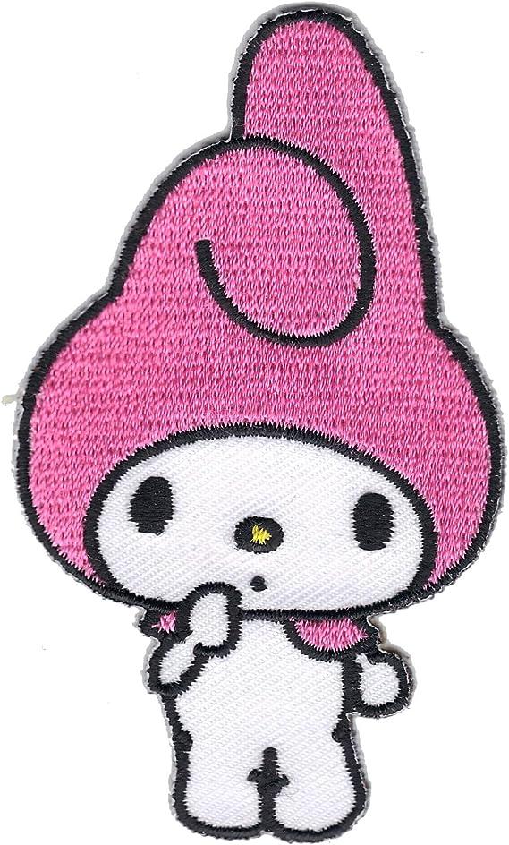 Parche bordado de Hello Kitty My Melody para niños con dibujos ...
