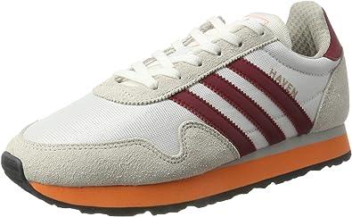 Contable Ciencias Sociales expedido  adidas Haven, Zapatillas para Hombre, Blanco (FTWR White/Collegiate  Burgundy/Easy Orange), 36 EU: Amazon.es: Zapatos y complementos