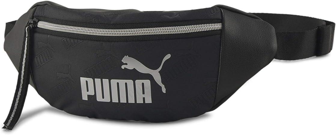 PUMA Wmn Core Up Waistbag Riñonera, Mujer, Negro, Talla Única: Amazon.es: Deportes y aire libre