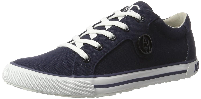 Armani Jeans 9252257P614, Zapatillas Mujer 40 EU|Azul (Blu Navy)