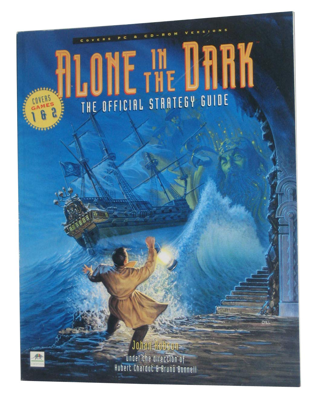 Alone In The Dark The Official Strategy Guide Secrets Of The
