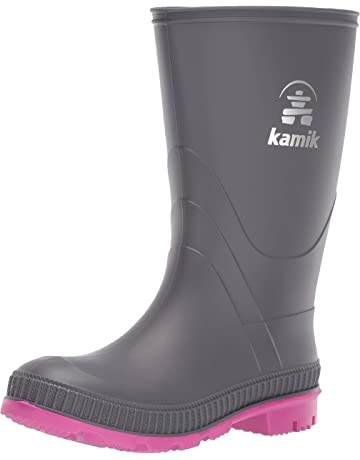 50107ad0b8a7 Kamik Stomp Rain Boot (Toddler Little Kid Big Kid)
