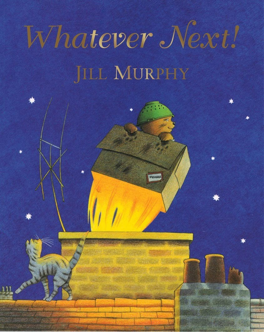 Whatever Next!: Amazon.co.uk: Murphy, Jill: Books