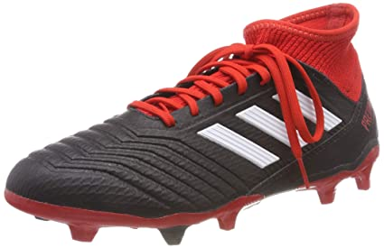 ... buy adidas predator 18.3 fg football boots adult black white red uk  4232a e8fdf 36c932faa5c31