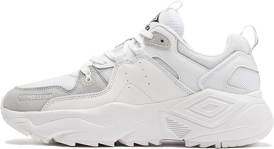 Umbro Run M, Zapatillas de Deporte para Niñas, Blanco (White ...