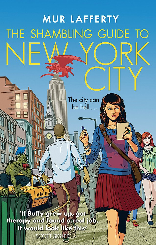 Read Online The Shambling Guide to New York City (The Shambling Guides) pdf epub