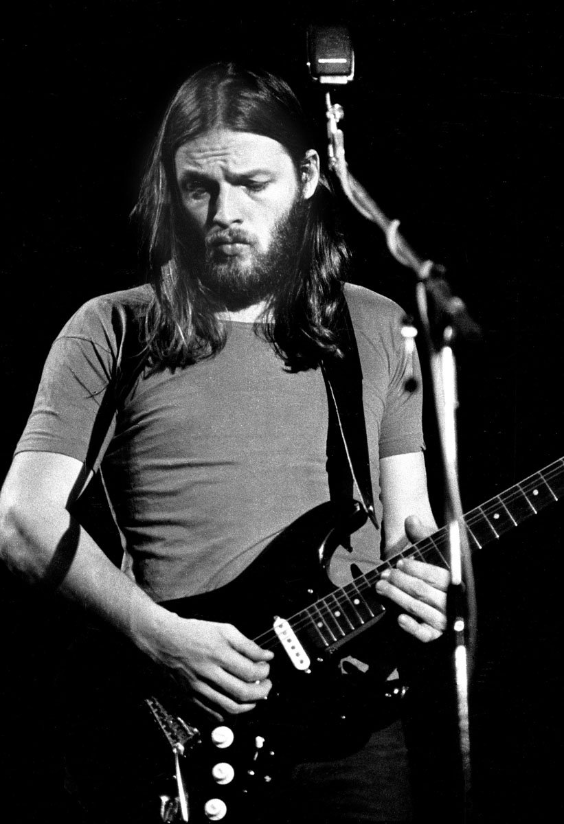 David Gilmour Poster 13x19 Quality Print Mile High Media