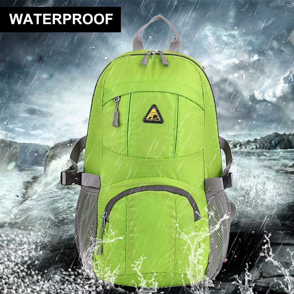 YTYC Comfortable Mountaineering Backpack Multifunction Portable Bag Outdoor