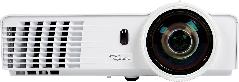 Optoma Dawszust Kurzdistanz Dlp Projektor Wxga 3400 Lumen 20 000 1 Kontrast 3d Heimkino Tv Video