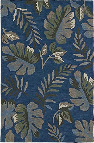 Dalyn Rugs Maui MM1 Area Rugs, 5 x 7 6 , Baltic