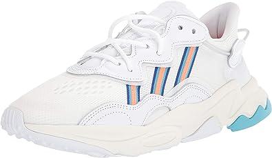 Respectivamente recepción éxtasis  Amazon.com | adidas Originals Women's Ozweego Sneaker | Fashion Sneakers