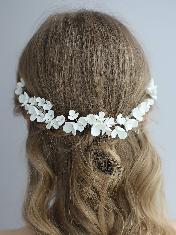 bridal hair accessories bridesmaid hair accessories Wedding accessories bride Bridal hair comb lace Halloween wedding wedding day gift,