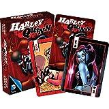 Juego de cartas, diseño de Harley Quinn de DC Comics