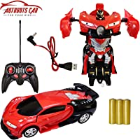 !!! Launching Offer on Unbelievable Price !!! NHR Remote Control Car Rechargeable Robot car with Light and Sound for Kids 2 to 5 Years (Multicolor)