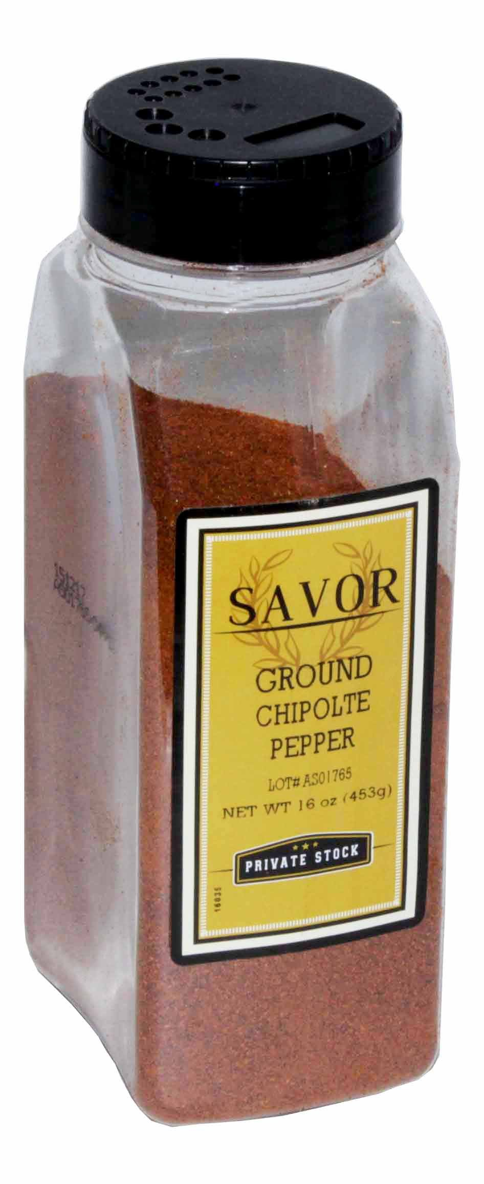 Savor, Chipotle Powder 16 oz. (6 count)