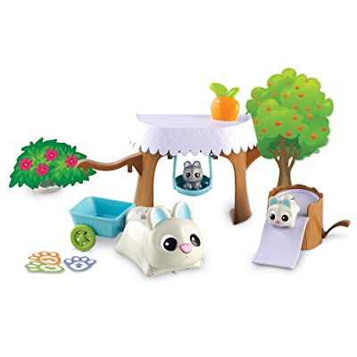 Learning Resources Coding Critters Bopper, Toy of the Year Award Winner, Interactive STEM Coding Pet, Early Screen Free Coding Toy for Preschooler, Easter Toy for Toddlers, 22 Pieces, Ages 4+: Toys & Games
