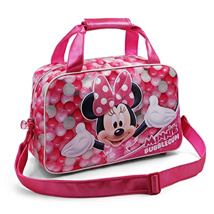 KARACTERMANIA Minnie Mouse Bubblegum Sac de sport enfant, 38 cm