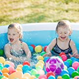 Sable Inflatable Pool, Blow Up Swimming Pool, for