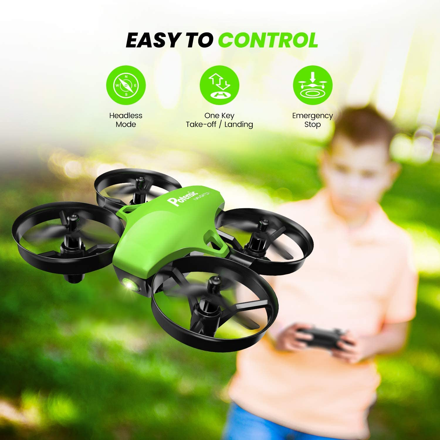 potensic drones with cameras for kids best drones for kids