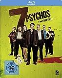 7 Psychos (Limitierte Steelbook Edition) [Blu-ray] [Limited Edition]
