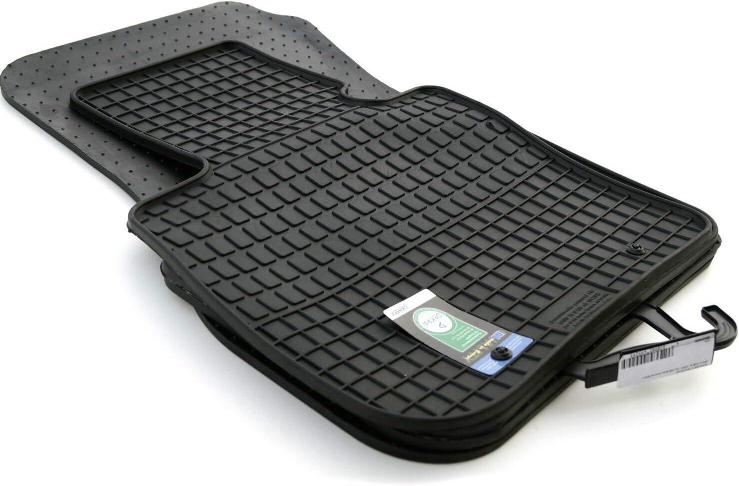 Kh Teile Gummimatten Bmw X1 F48 Original Qualität Fußmatten Automatte 4 Teilig Schwarz Auto