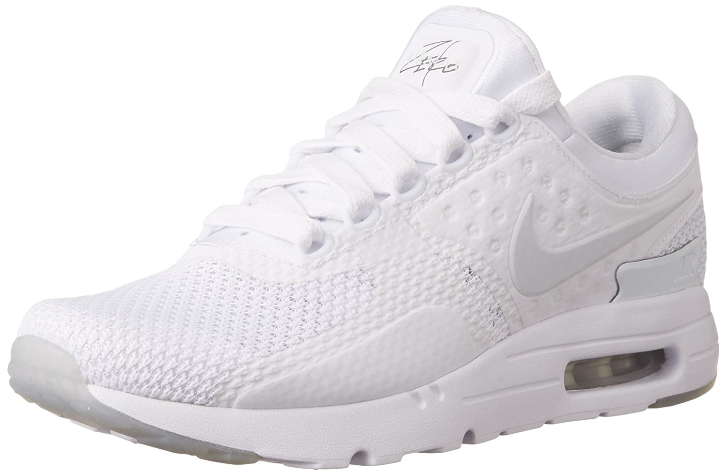 NIKE Men Air Max Zero White Pure Platinum-Pure Platinum