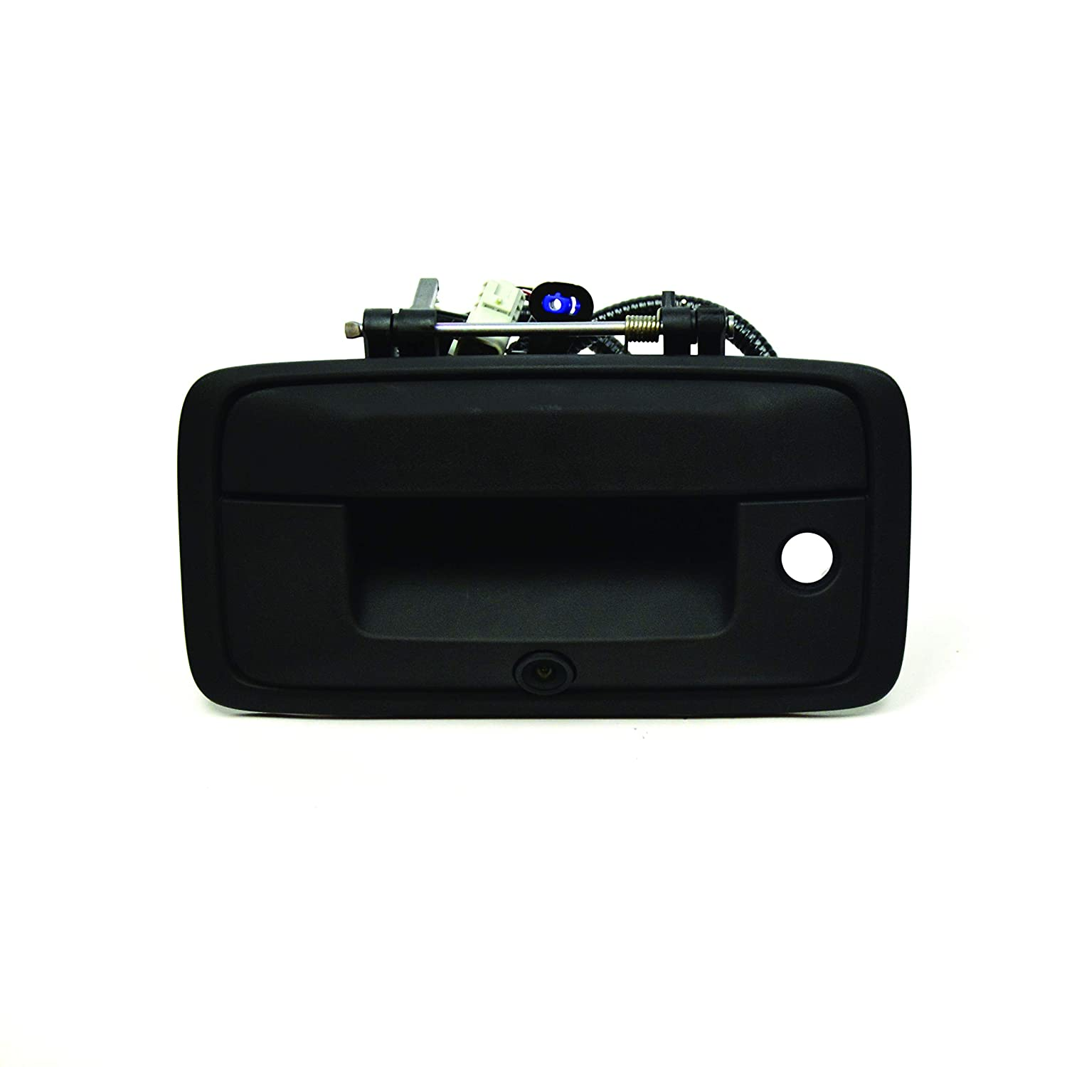 Brandmotion 9002-1005 Tailgate Camera//Bezel Assembly with Chassis Harness for 2014 to Current Silverado /& Sierra